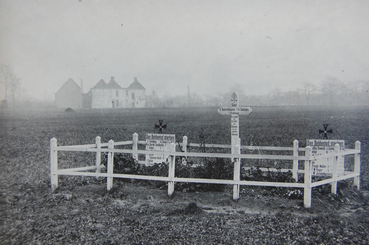 Tombes-soldats-allemands-Gozee