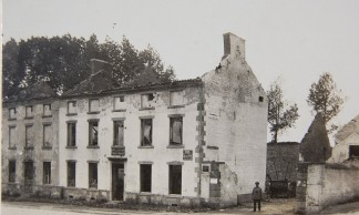Carrefour-de-la-Couronne - 1914