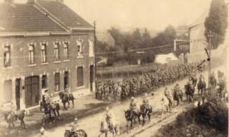 Uhlans-soldat-allemands
