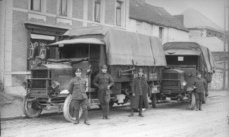 Camions-Erquelinnes