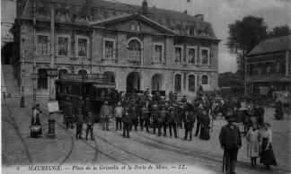 Maubeuge-Porte-de-Mons