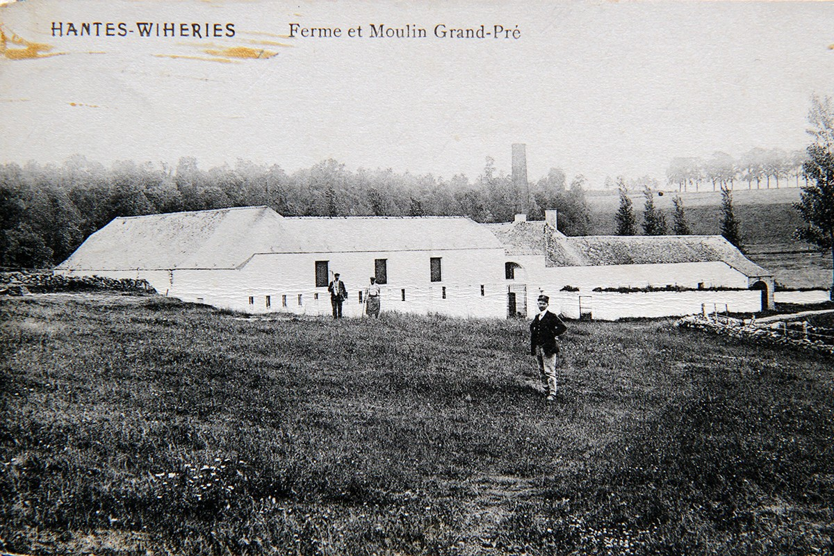 Bivouac-23e-Regiment-de-dragon-Ferme-de-Grand-Pre