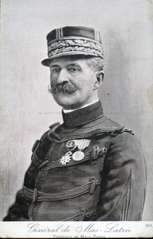 General-Mas-Latrie