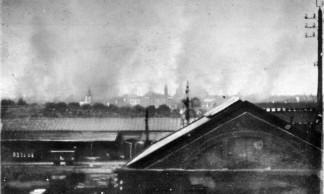 Incendie-Charleroi
