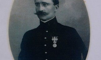 Lieutenant Charles Cécile